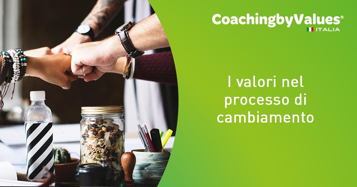 I valori nel processo di cambiamento