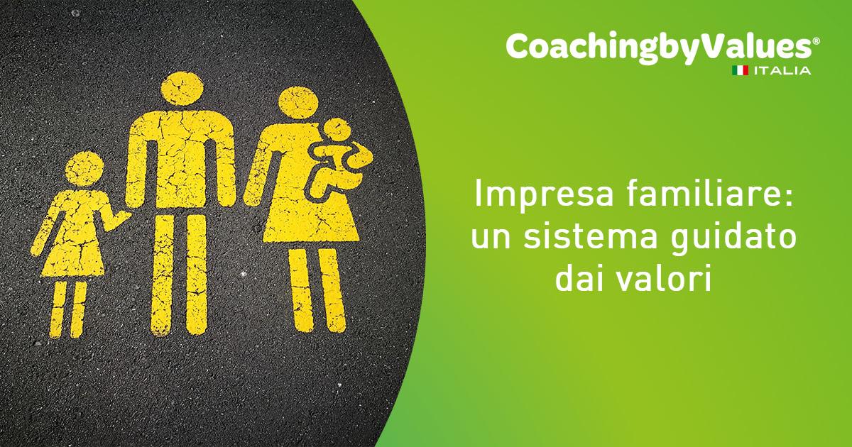 Impresa familiare: come gestire i valori e lavorare bene in famiglia