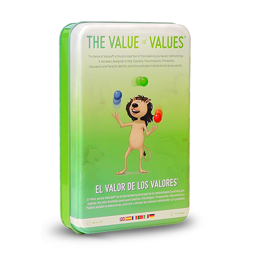 Il gioco dei valori di Coaching by values