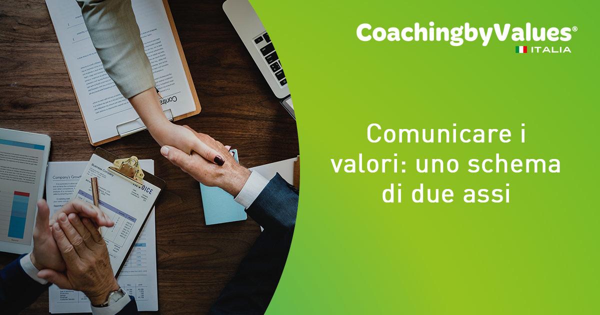 Comunicare i valori