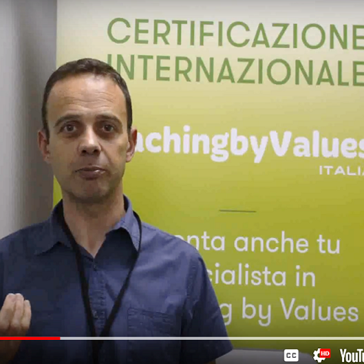 Avosani Testimonial di Coaching by Values