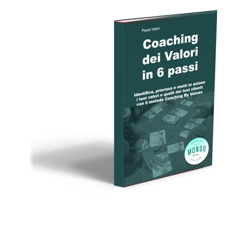 Ebook Coaching dei Valori in 6 passi